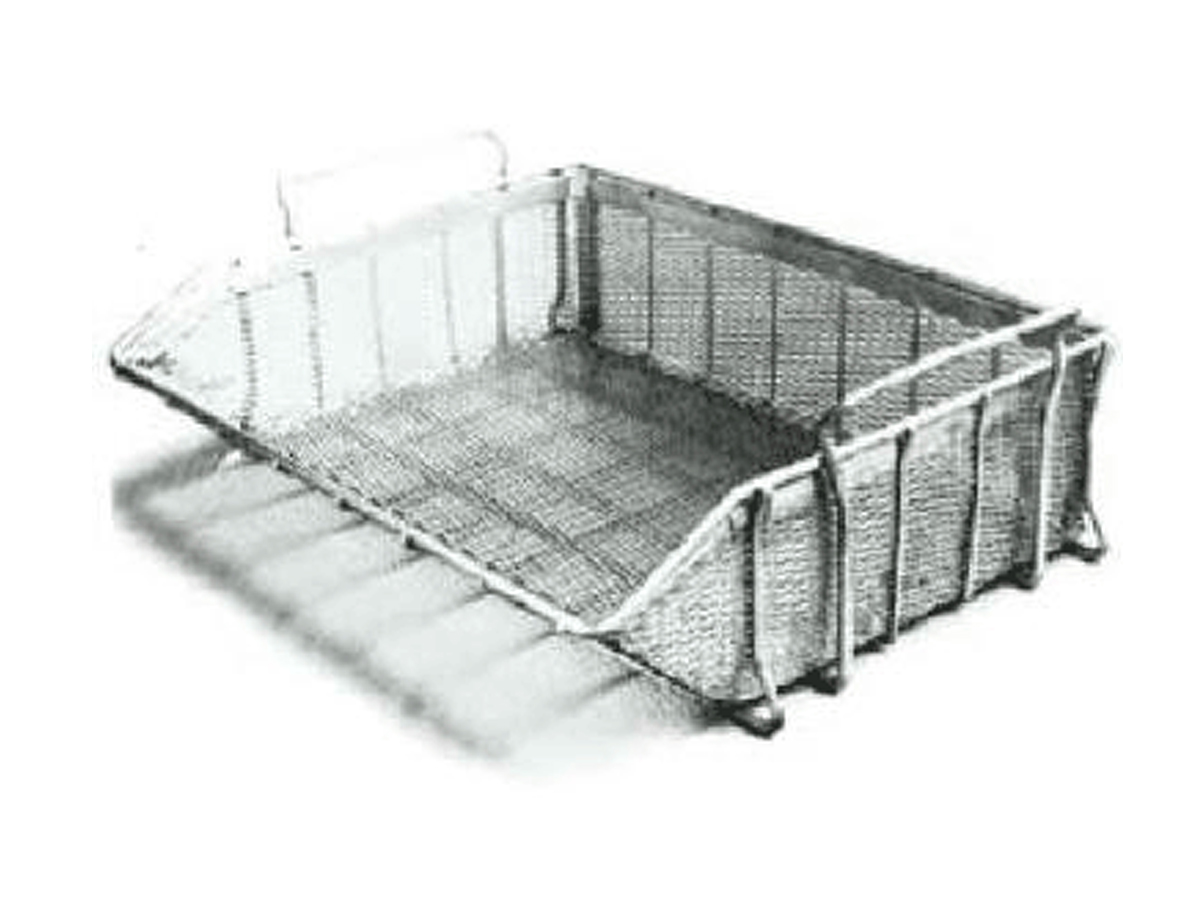 Wire Material Handling Basket 1