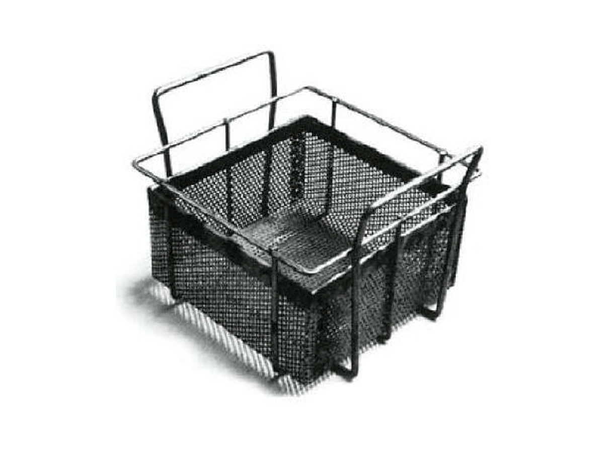 Wire Material Handling Basket 2