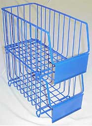 Wire Freezer Basket Novelty Items 2