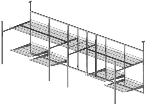 Vehicle Racking System